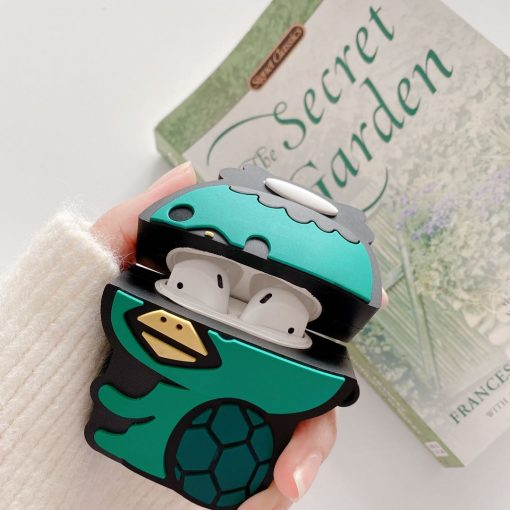 Japanese Kappa Premium AirPods Case Shock Proof Cover