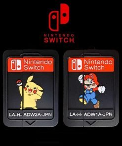 Nintendo Switch Cartridge Premium AirPods Case Shock Proof Cover