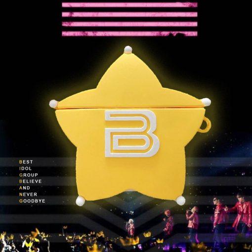 Korean Idol Star Premium AirPods Case Shock Proof Cover