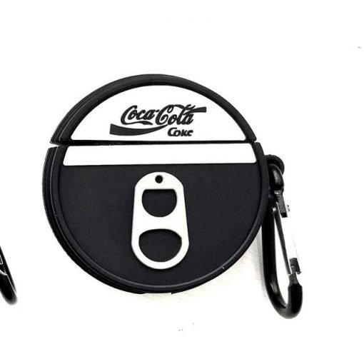Coca Cola 'Can Top' Premium AirPods Case Shock Proof Cover