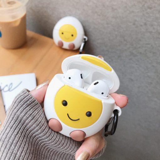 Happy Egg Premium AirPods Case Shock Proof Cover