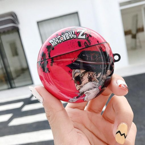 Dragon Ball Z   DBZ 'Super Saiyan   Goku   Master Roshi' Freebuds 3 Case Shock Proof Cover