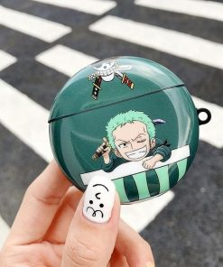 One Piece 'Luffy   Zoro' Freebuds 3 Case Shock Proof Cover