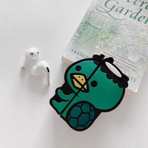 Japanese Kappa Premium AirPods Pro Case Shock Proof Cover