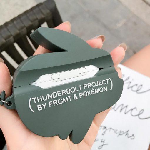 Pikachu Die Cut | Thunderbolt Project Premium AirPods Pro Case Shock Proof Cover