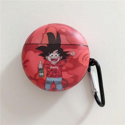 Dragon Ball Z   DBZ 'Son Goku' Freebuds 3 Case Shock Proof Cover