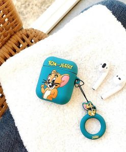 Tom and Jerry 'Classic' AirPods Case Shock Proof Cover