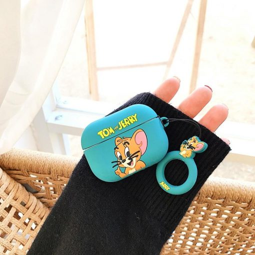 Tom and Jerry 'Classic' AirPods Pro Case Shock Proof Cover