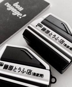 AE86 Initial D Trueno Racing Premium AirPods Case Shock Proof Cover