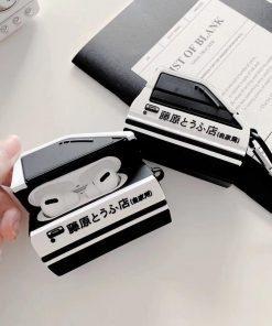 AE86 Initial D Trueno Racing Premium AirPods Pro Case Shock Proof Cover