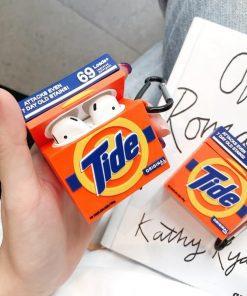 Tide Box Premium AirPods Case Shock Proof Cover