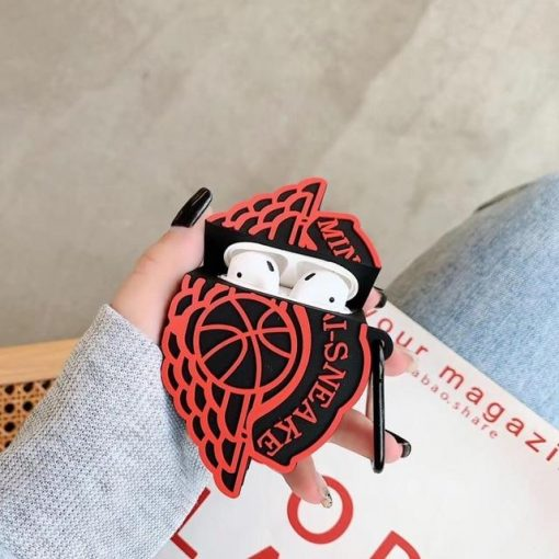 Sneakers Logo Street Premium AirPods Case Shock Proof Cover