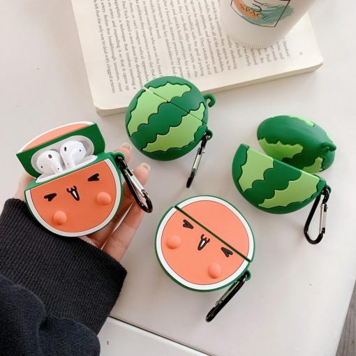 Sassy Watermelon Premium AirPods Case Shock Proof Cover