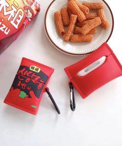 Japanese Potato Crisps Premium AirPods Pro Case Shock Proof Cover