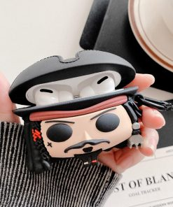 Pirates of the Caribbean 'Jack Sparrow' Premium AirPods Pro Case Shock Proof Cover