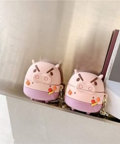 Crayon Shin Chan 'Buriburizaemon   Pig   Sword' Premium AirPods Pro Case Shock Proof Cover
