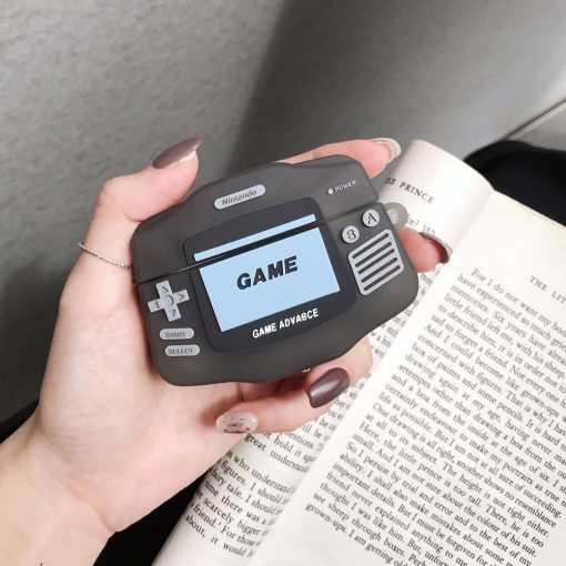 Gameboy Advance Premium AirPods Case Shock Proof Cover