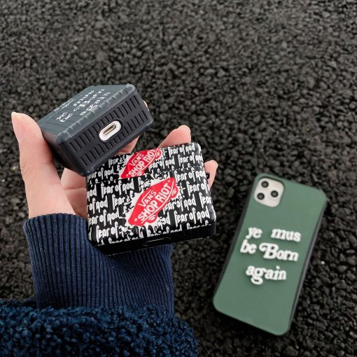 Vans   Ye Must Be Born Again 'Modular' AirPods Case Shock Proof Cover