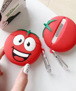 Excited Tomato Premium AirPods Pro Case Shock Proof Cover