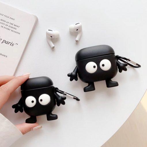 Totoro 'Briquettes' Premium AirPods Case Shock Proof Cover
