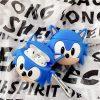 Sega Genesis Classic Sonic Premium AirPods Case Shock Proof Cover