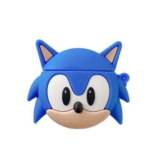 Sega Genesis Classic Sonic Premium AirPods Pro Case Shock Proof Cover