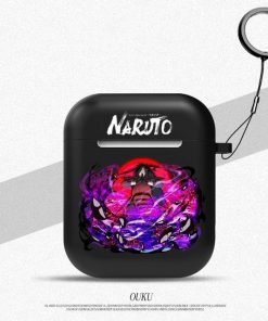 Naruto '2.0' AirPods Case Shock Proof Cover