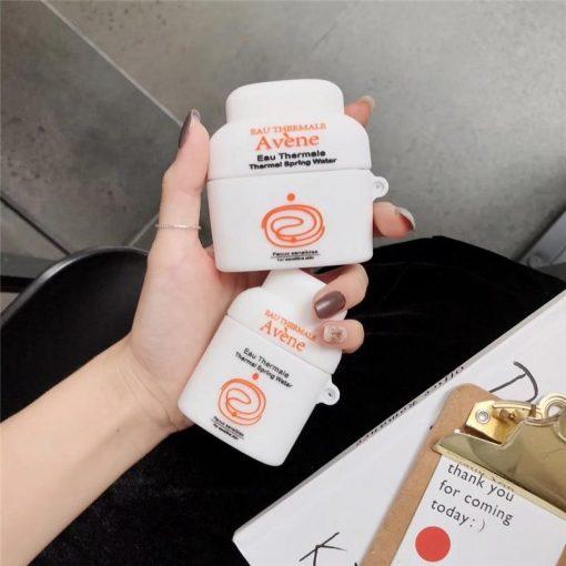 Skincare Toner Premium AirPods Pro Case Shock Proof Cover