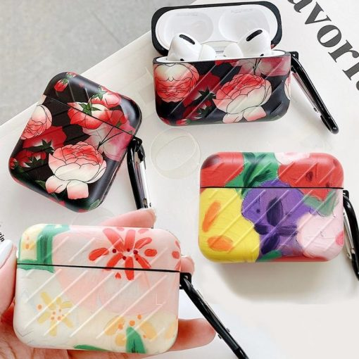 Flowers 'Modular' AirPods Pro Case Shock Proof Cover