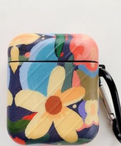 Flowers 'Modular | 2.0' AirPods Case Shock Proof Cover