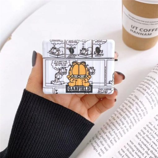 Garfield 'Modular' AirPods Pro Case Shock Proof Cover