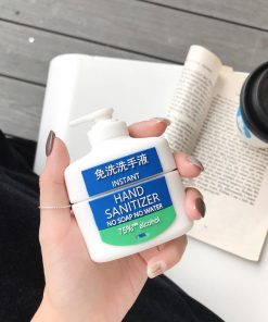 Japanese Hand Sanitizer Premium AirPods Pro Case Shock Proof Cover