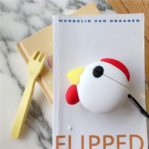Chicken Head Premium AirPods Pro Case Shock Proof Cover