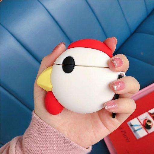 Chicken Head Premium AirPods Case Shock Proof Cover