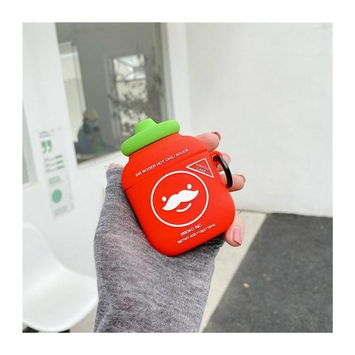 Hot Sauce Premium AirPods Case Shock Proof Cover