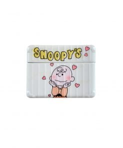 Charlie Brown 'Snoopy's Kids   Modular' AirPods Pro Case Shock Proof Cover