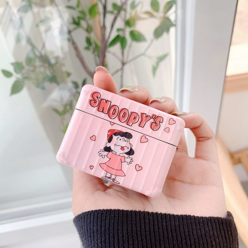 Charlie Brown 'Snoopy's Kids | Modular' AirPods Pro Case Shock Proof Cover