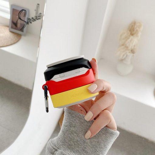 German Beer '0,5   Pilsner' Premium AirPods Pro Case Shock Proof Cover