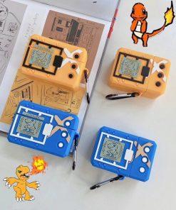 Classic 90's Digimon Game Premium AirPods Pro Case Shock Proof Cover