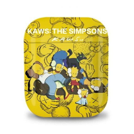 KAWS '2.0' AirPods Case Shock Proof Cover