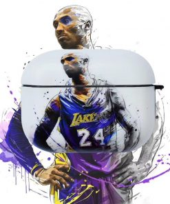 Kobe 'Black Mamba | Full Color' AirPods Pro Case Shock Proof Cover