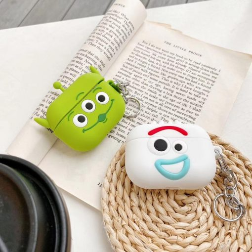 Toy Story 'Forky   2.0' AirPods Pro Case Shock Proof Cover