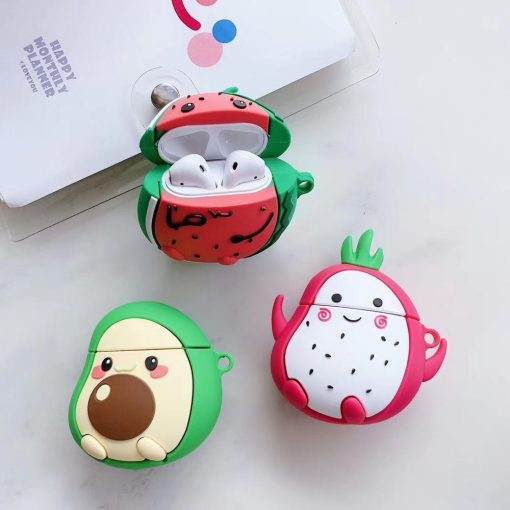 Cute Baby Dragon Fruit Premium AirPods Case Shock Proof Cover