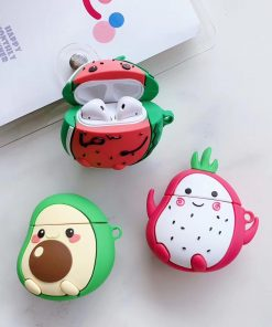 Baby Watermelon Premium AirPods Case Shock Proof Cover