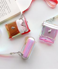 Cute Jelly Holster AirPods Case Shock Proof Cover