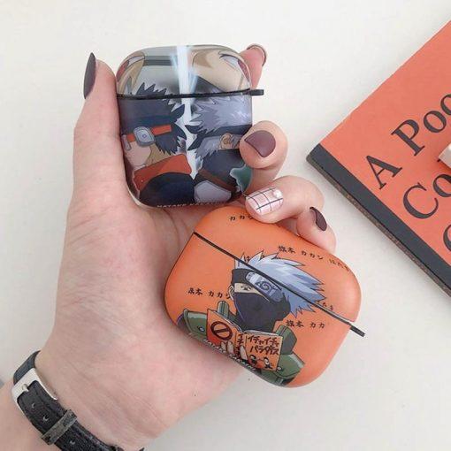 Naruto 'Kakashi   3.0' AirPods Pro Case Shock Proof Cover