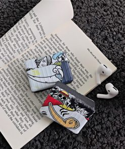 One Piece 'Modern Art   Modular' AirPods Pro Case Shock Proof Cover