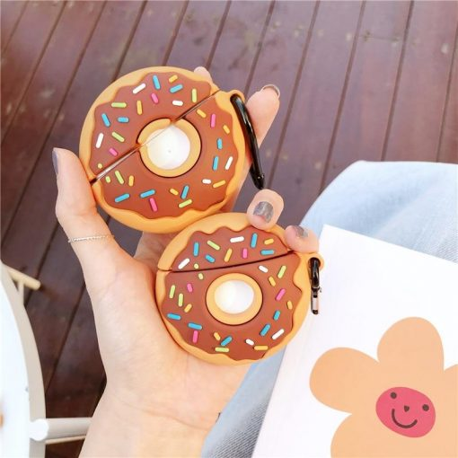 Sprinkles Donut Premium AirPods Pro Case Shock Proof Cover