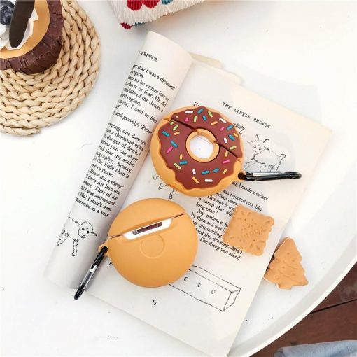 Sprinkles Donut Premium AirPods Case Shock Proof Cover