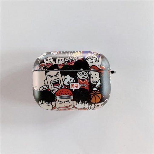 Slam Dunk '2.0' AirPods Pro Case Shock Proof Cover